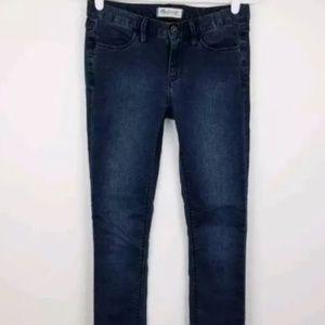 Madewell Womens Jeans Dark Blue Jeans Skinny Sz 25